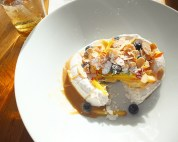 Broken Orange Blossom Pavlova