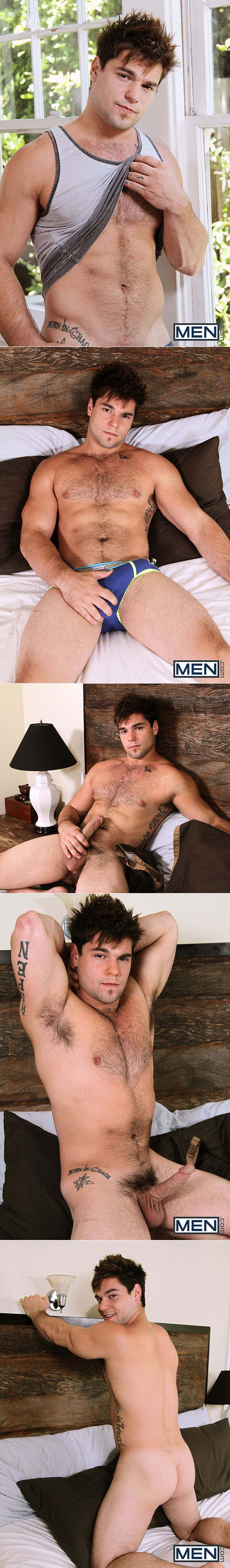 "Men.com: Aspen bottoms for Dennis West in ""The In-Laws, Part 2"""