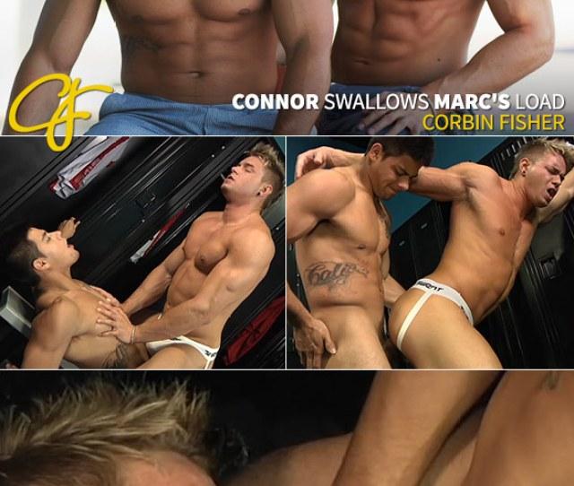 Corbin Fisher Marc Barebacks Connor