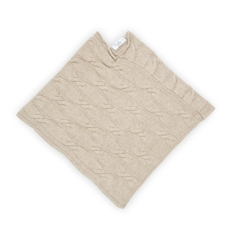 kids cashmere poncho
