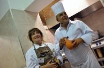 rossoall'Andana - ambasciatori del Rosso:Omar e Raffaella