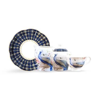 Roma porcelanski set za kafu i čaj
