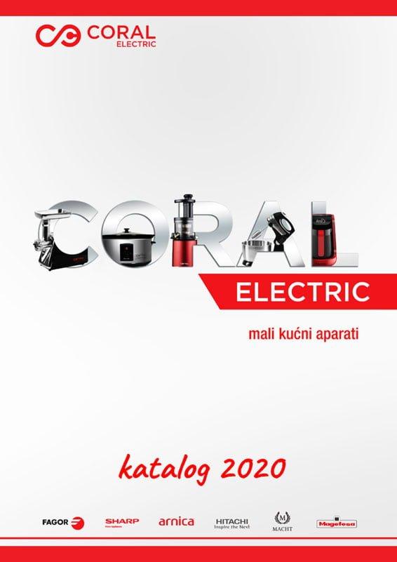 CORAL MACHT FAGOR KATALOG 2020