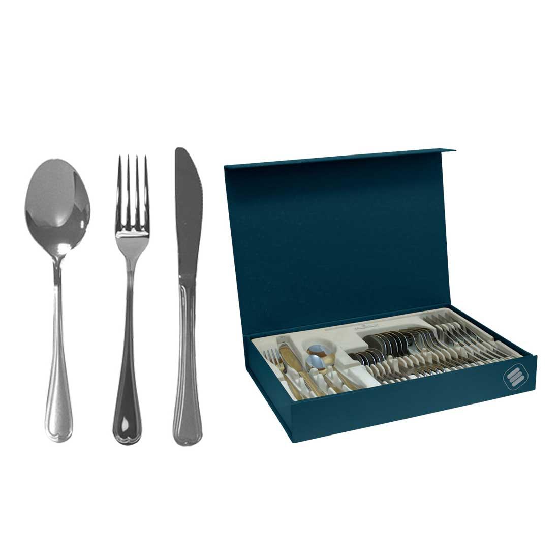 Pribor za ručavanje za 6 osoba - Cordoba kutija