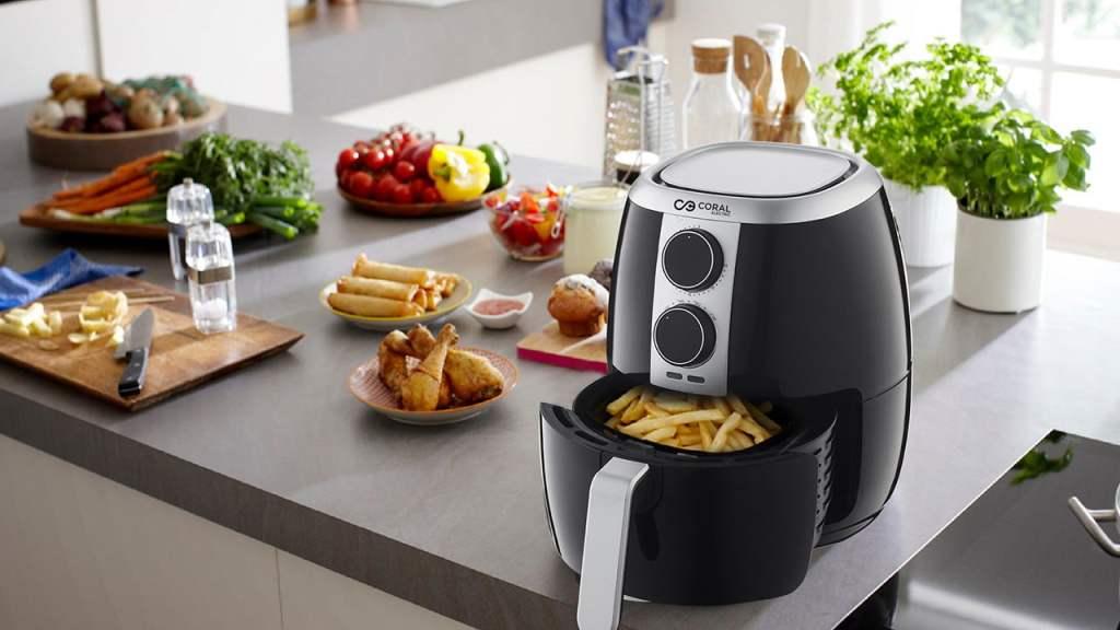 Turbo friteza- Air Fryer- AF-1500 kuhinja