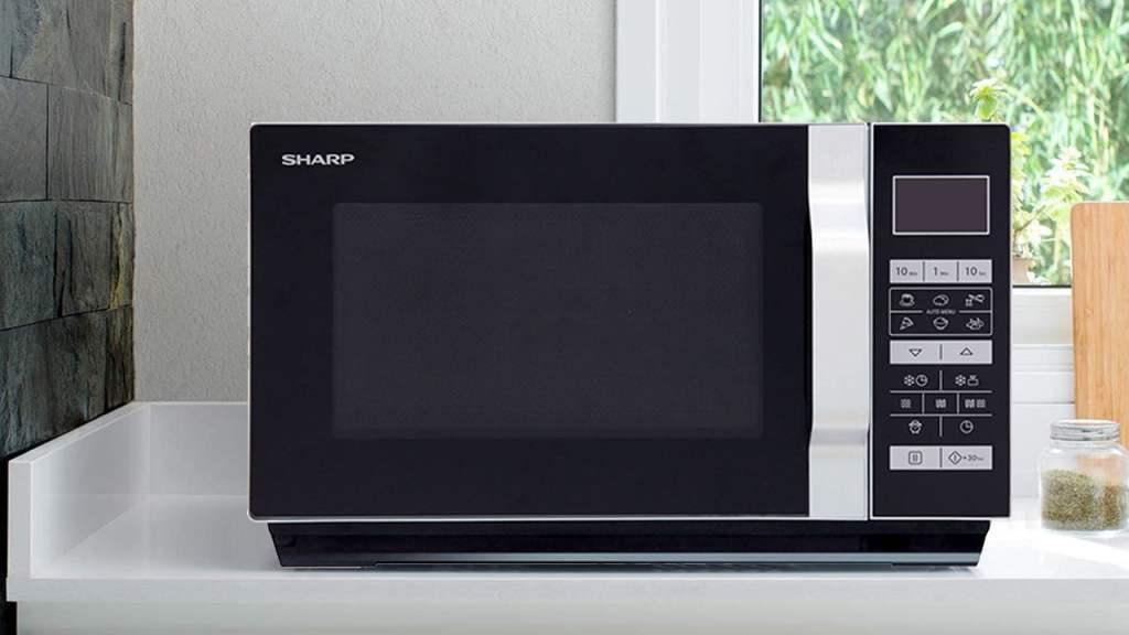 SHARP 2 u 1 mikrotalasna pećnica - R-660S kuhinja