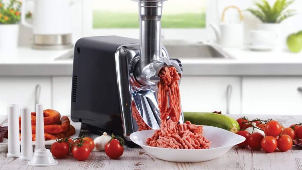 Mašina za mlevenje mesa - MR-1000J 4