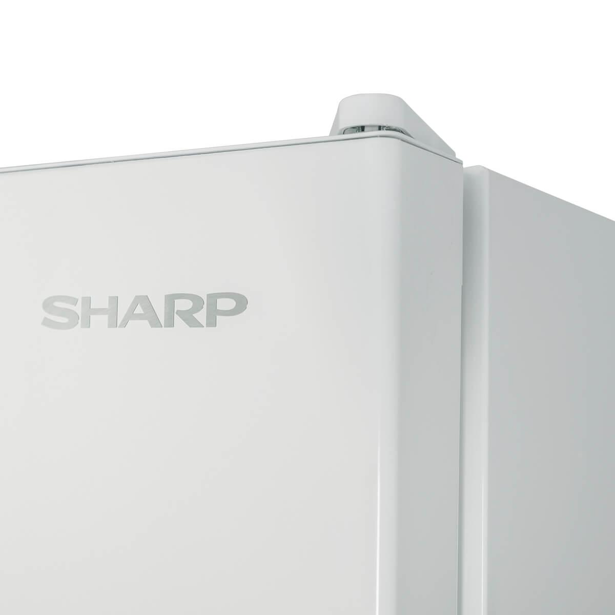 Kombinovani frižider Sharp 268 l (184+84) SJ-BB04DTXWF sarka