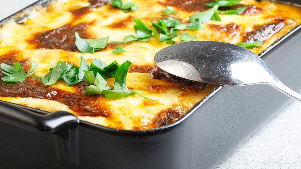 Musaka bez mesa sa brokolijem i sirom recept po starim kuvarima