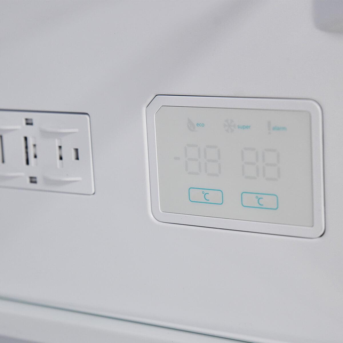 SHARP SJ-BA10IMXI2 kombinovani frižider 4