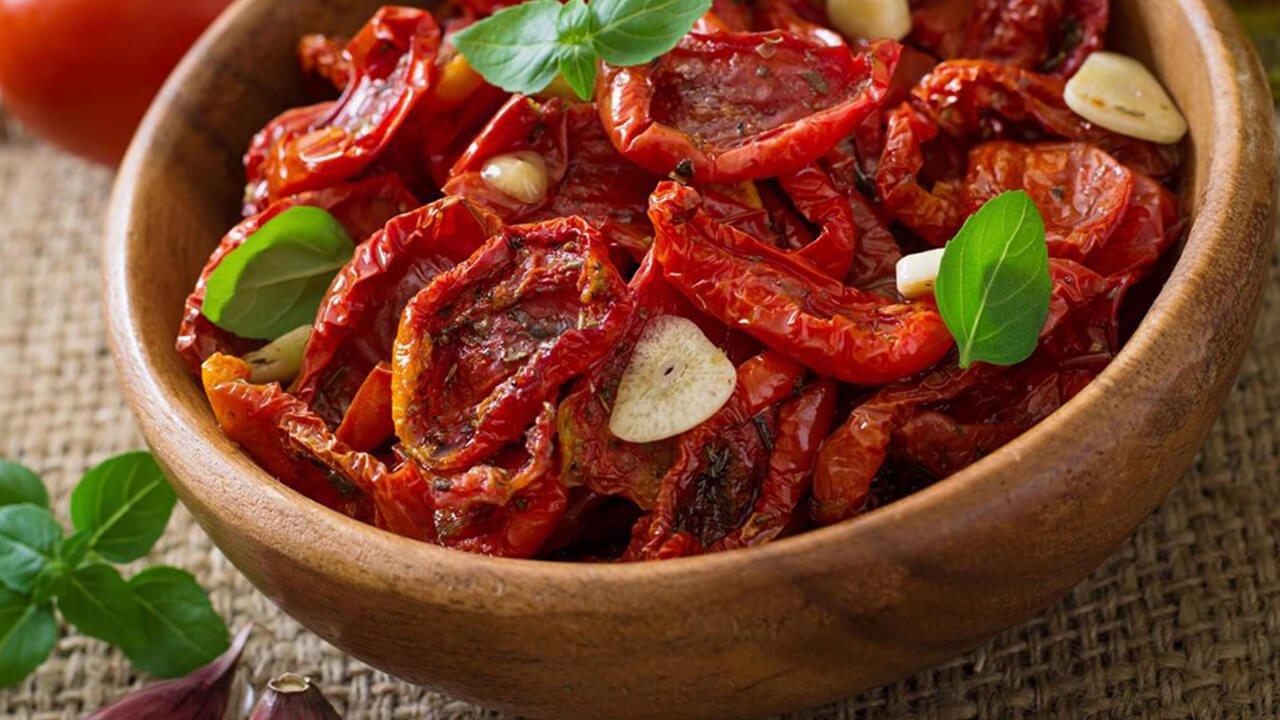 Sušeni paradajz - Recept i priprema zimnice