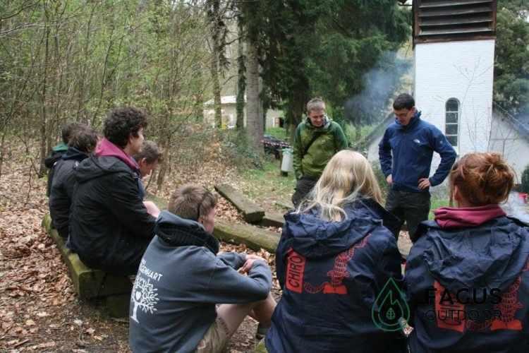 Mathias Michielsen en Ken Schoutens geven workshop eetbare planten
