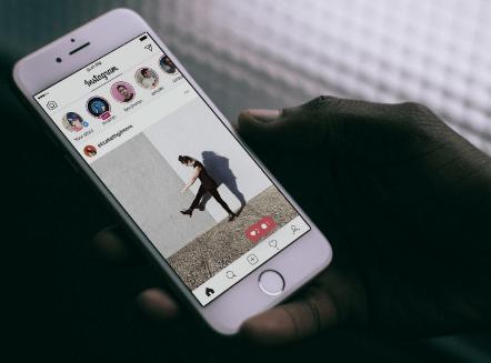 instagram tidak bisa memutar video dan story