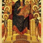 Cimabue Der Letzte Grosse Maler Der Byzantinischen Tradition
