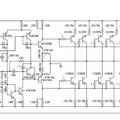 5000 Watt Amplifier Circuit Diagram Lc Gmrc 01 Wiring 1000w Power With 2sa1494&2sc3858 | Fahriemjeblog
