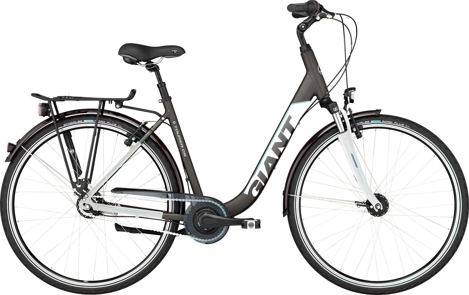 Giant City Bike Tourer Damen