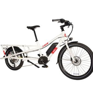 Yuba spicy curry V3 Longtail Lastenrad rot