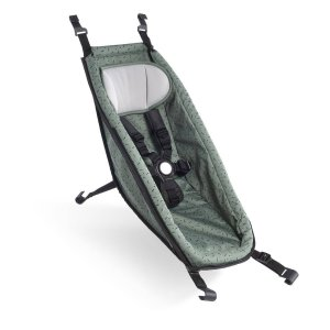CROOZER Vaaya Babysitz Kaaos | Jungle green/black 2021