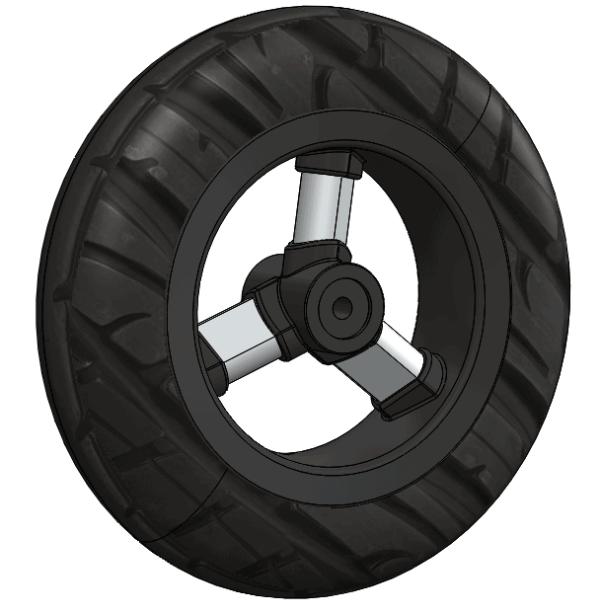 Qeridoo Laufrad Multiwheel 2017