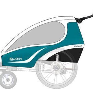 Qeridoo Bezug Sportrex2 2019 Aquamarin