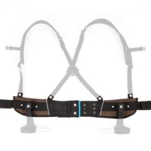 CROOZER - Hüftgurt Ski Adpater Set