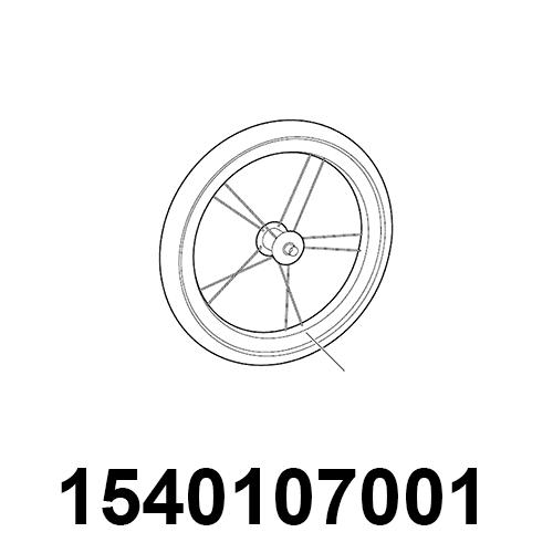 "THULE Chariot | Rad 16"""