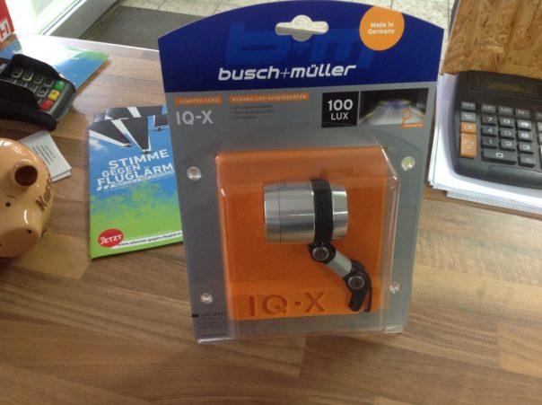 Busch und Müller IQ-X