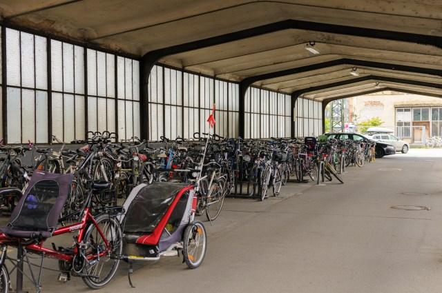 Parkmöglichkeit am Hauptbahnhof