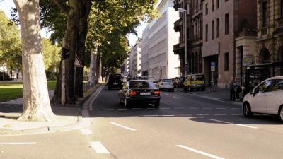 Kaiserstraße in Mainz
