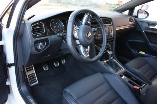 Innenraum Golf 7 GTD