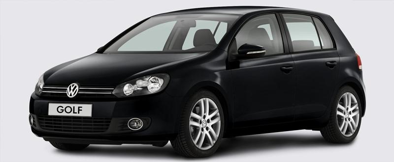 Fahrschulauto - VW-Golf