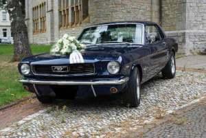 Ford Mustang Hochzeitsauto mieten Bielefeld