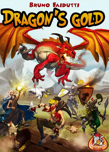 Dragon's Gold cover