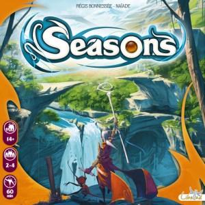 Régis Bonnessée et Naiade, les deux auteurs de Seasons ?