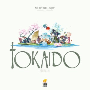 Antoine Bauza and Naiade, authors of Tokaido ?