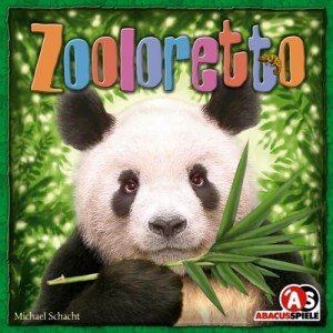 Like most games by Michael Schacht, Zooloretto is also illustrated by Michael Schacht - it makes things simpler.