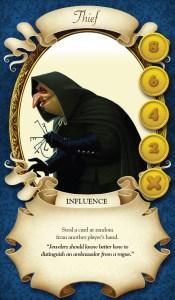 Queens Necklace - Thief