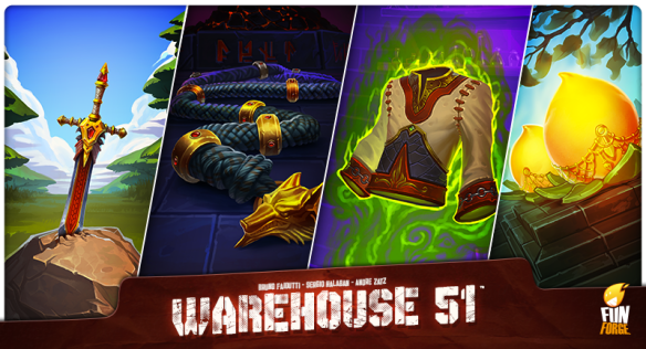 warehouse 51 items5