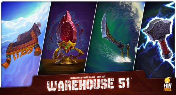 warehouse 51b
