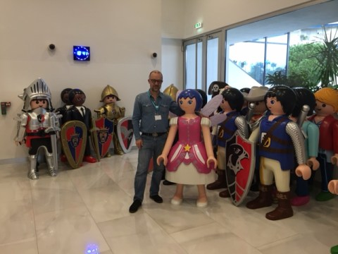Cannes - playmobil