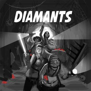 diamant rough
