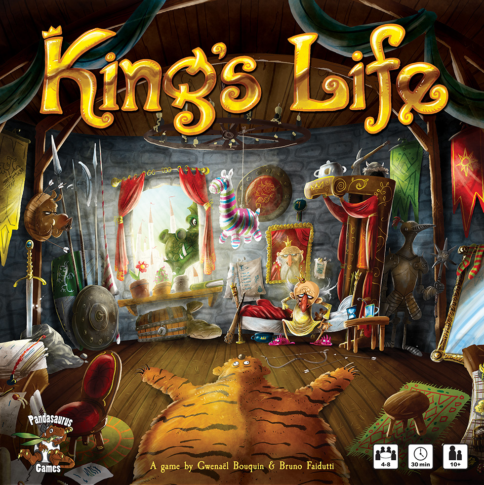King's Life Cover final