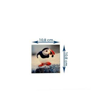 Faïence 10,8 x 10,8 cm