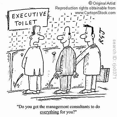 What is traditional consultancy and why it mostly fails
