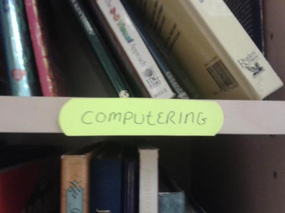 computering libarary fail