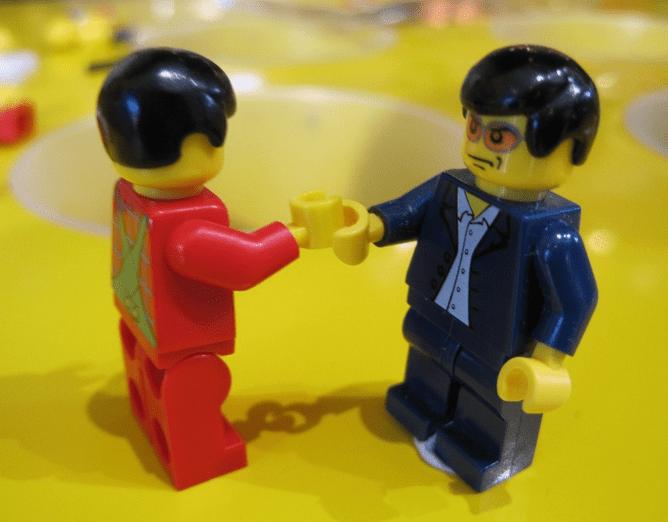 Lego Journalism