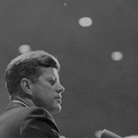 In Memory of John F. Kennedy:  First Inaugural Speech, Poems and more