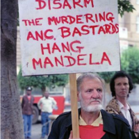 Black-Hating Racist,  Celebrate Mandela's Death :   Adios, Scum!