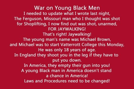 #michaelbrown