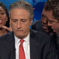 Jon Stewart: Discussions  Of  Israel / Gaza Conflict